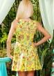 Цвет: желтый-цветы лилии